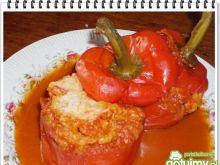 Papryka Eli faszerowana mięsem z ryżem