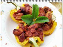 Papryka grillowana Eli z gulaszem i marchewką