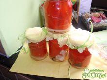 Papryka konserwowa  według Gosi