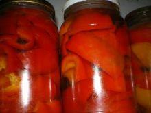Papryka konserwowa z miodem