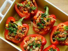 Papryka nadziewana chilli con carne