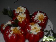 Papryka pomidorowa z serem Capresi