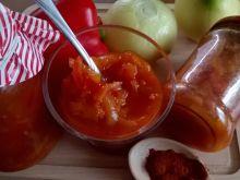 Papryka w pikantnym keczupie