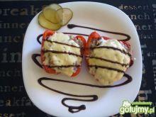 Papryka z mięsem i czerwoną fasolką 3