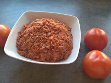 Paprykarz z makreli i czerwonego ryżu