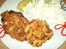 Paprykowe kotleciki z kurczaka