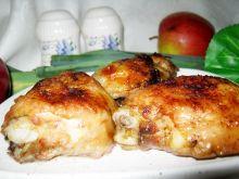 Paprykowe udka z piekarnika