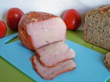 Paprykowo-miodowa szynka na kanapki