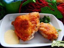 Paprykowy kurczak z dipem