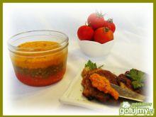 Paprykowy sos do mięs