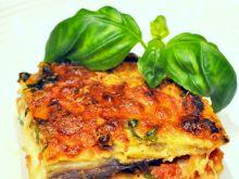 Parmigiana di melanzane... zapiekanka z bakłażanem