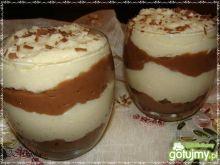 Pasiasty pudding z manną