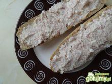 Pasta do chleba z szynki