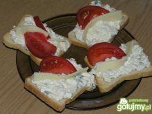 Pasta do kanapek z serka homogenizowaneg