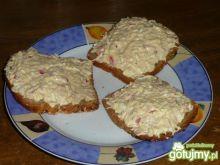 Pasta do kanapek z tuńczykiem