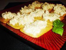 Pasta jajeczna na krakersach
