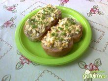 Pasta jajeczna z ogórkiem 2