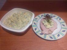 Pasta jajeczna z serem do kanapek