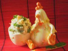 """Pasta jajeczna ,, zaś potem – 2 """""""