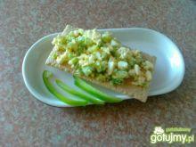 Pasta jajeczno-paprykowa
