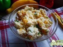 Pasta kanapkowa z kukurydzą