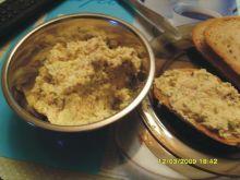 Pasta kanapkowa z makrelii