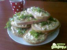 Pasta kanapkowa z selera