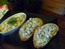 Pasta na kanapki z wędzoną makrelą
