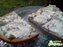Pasta rzodkiewkowo-czosnkowa 2