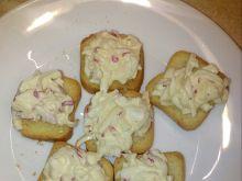 Pasta rzodkiewkowo-serowa