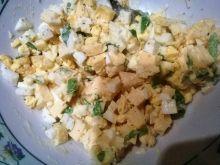 Pasta serowo- jajeczna