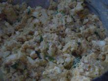 Pasta śledziowa z zieloną cebulką