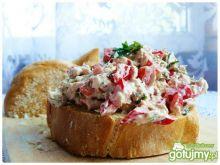 Pasta tuńczykowa z koperkiem