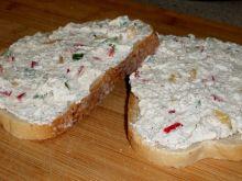Pasta twarogowa do chleba
