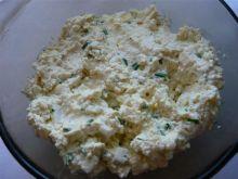 Pasta twarogowo-jajeczna