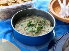 Pasta z bakłażana - prosty przepis na baba ghanoush