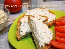 Pasta z białego sera