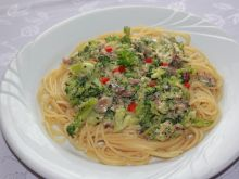 Pasta z brokułami