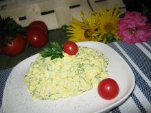 Pasta z jajek do chleba