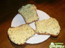 Pasta z jajka i ogórka