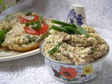 Pasta z kiełbasy i jajek do pieczywa