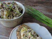 Pasta z makreli i anchois