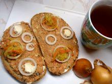 Pasta z makreli selera i koncentratu