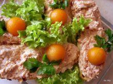 Pasta z makreli wędzonej - wersja 1