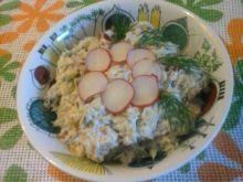 Pasta z makreli z kaparami