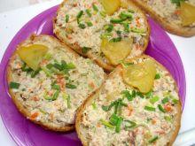 Pasta z makreli z selerem
