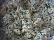 Pasta z wędzonej makreli ze szczypiorkiem
