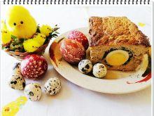 Pasztet drobiowy Eli z jajkiem i pokrzywą