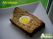 Pasztet gęsi z jajkiem