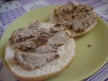 Pasztet wegański ze słonecznika i pieczarek